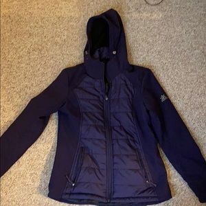 ZeroXposur purple jacket/coat size med